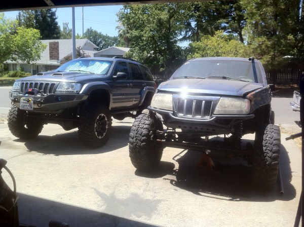 """The Other"" WJ Build - Pirate4x4.Com : 4x4 and Off-Road Forum"